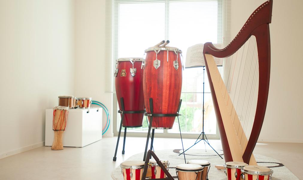 Musikunterricht für die schönen Saiten des Lebens.